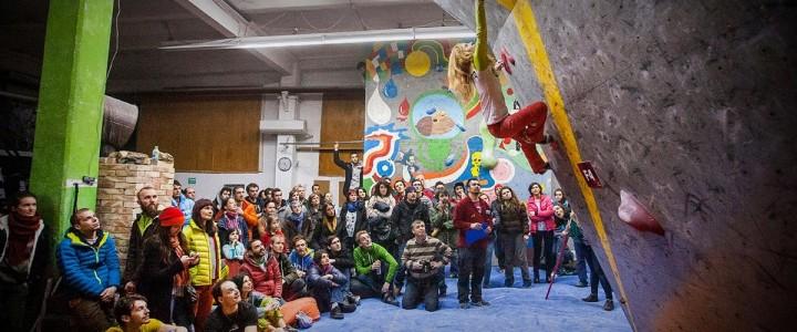 Trofeului Romaniei la Bouldering 2016 – Etapa I – Timisoara – One Move