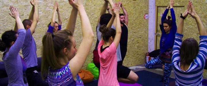 Yoga pentru cățărători