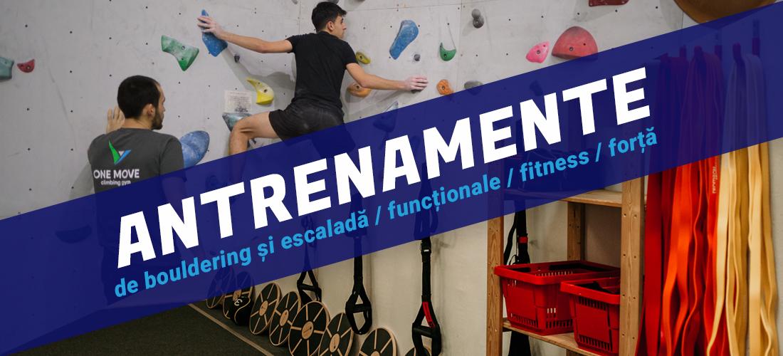 Antrenamente One Move
