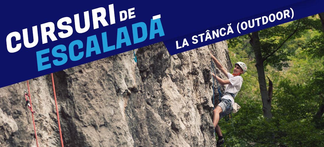 Începe aventura pe verticală!