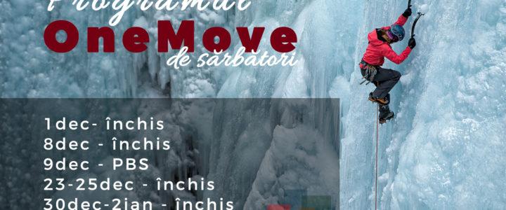 Programul One Move de sărbători