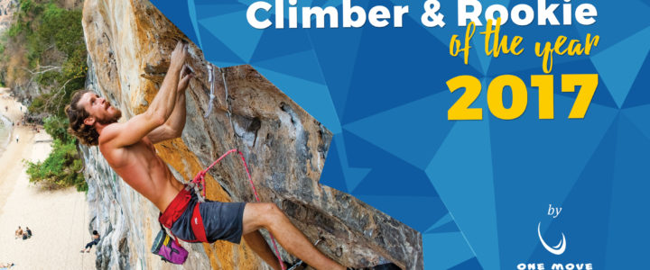 Rookie and Climber Of The Year 2017 – by One Move