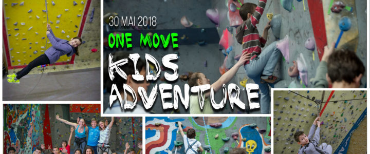 One Move Kids Adventure 2018