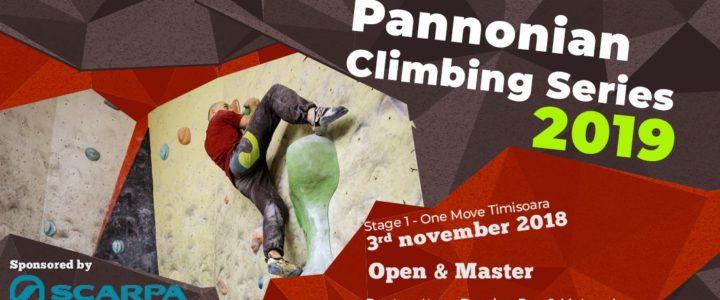 Pannonian Climbing Series 2019