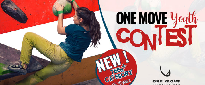 One Move Youth Contest – Iunie 2019