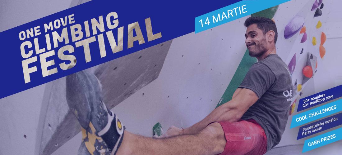 Climbing Festival