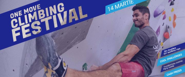 One Move Climbing Festival