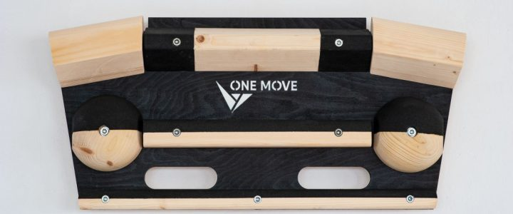 One Move Hangboard